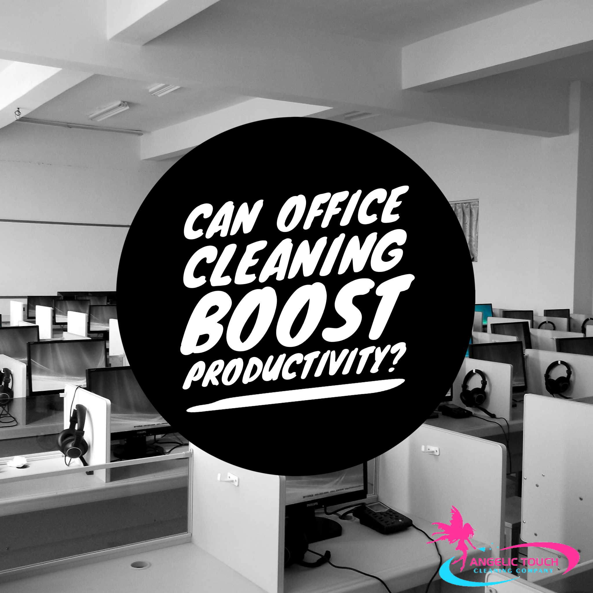How Regular Cleanings Boost Office Productivity