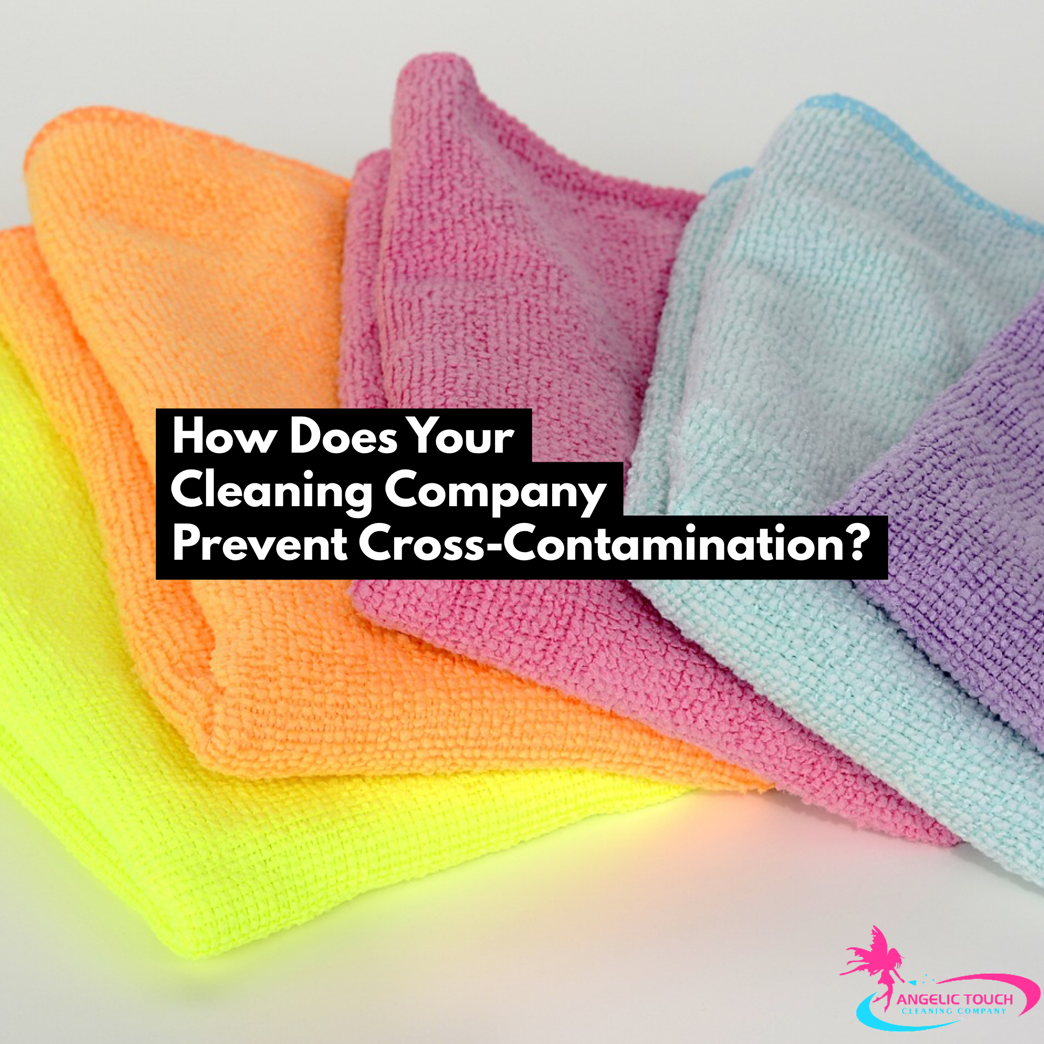 Why We Use a Color-Coded Cleaning System
