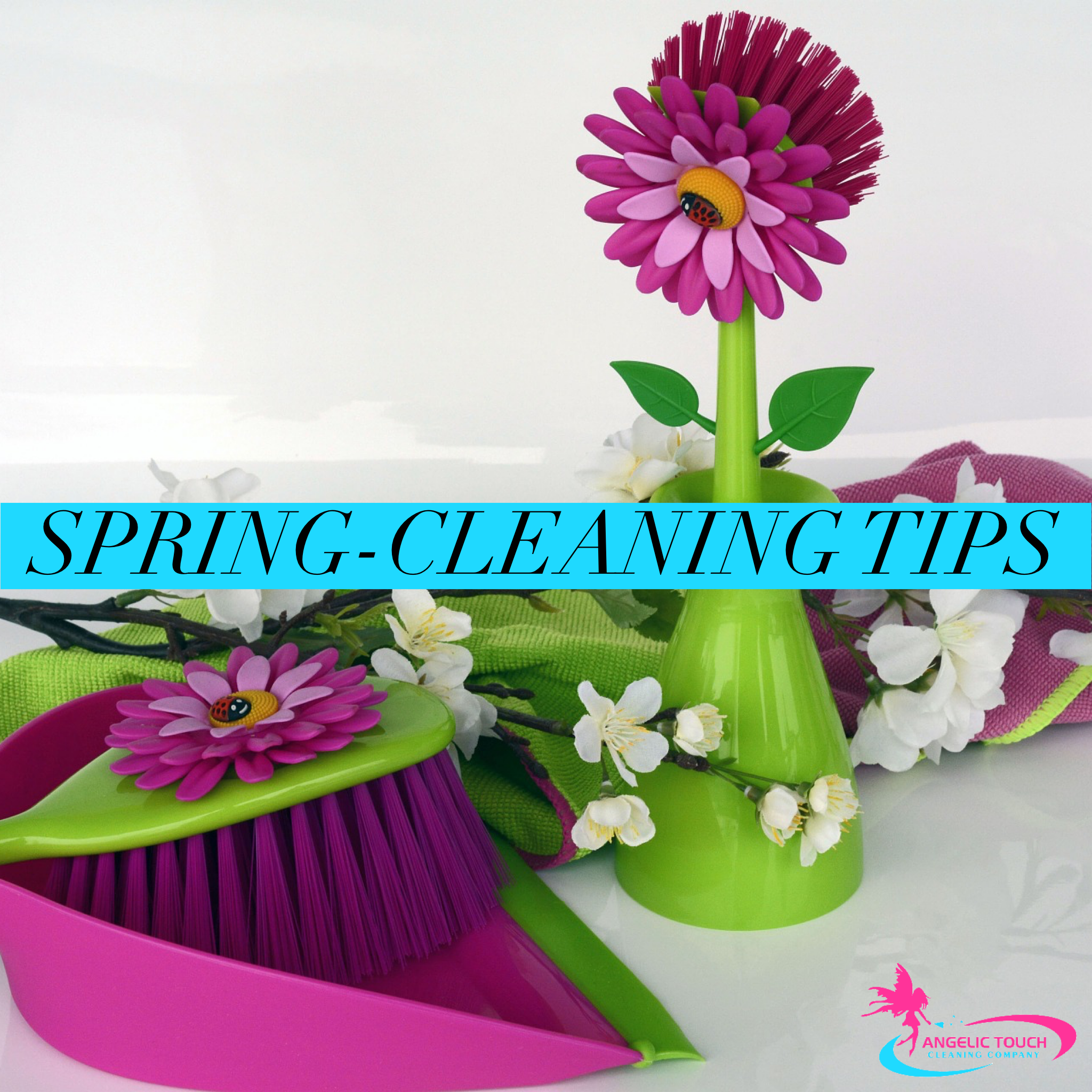 Spring-Cleaning Tips